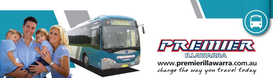 Premier Illawarra Free Gong Shuttle